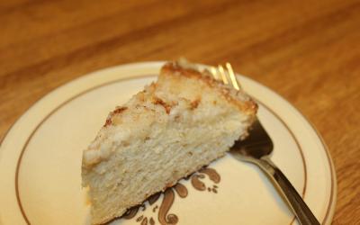 Grandmom's Apple Crumb Cake