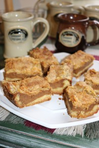 pumpkin squares re