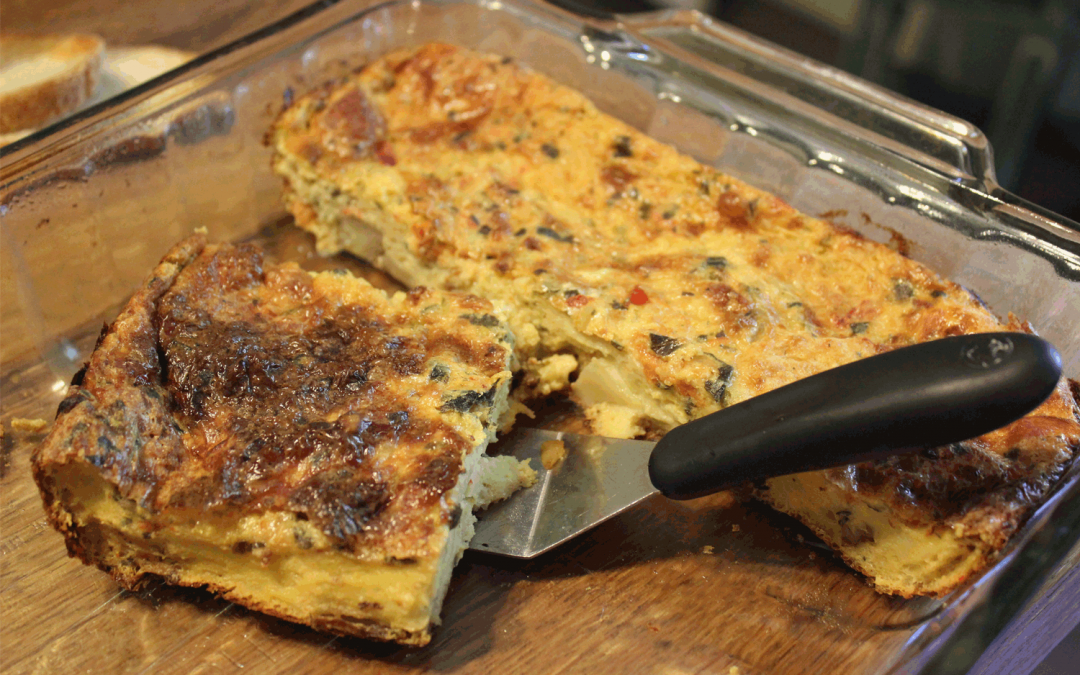 Veggie and Herb Frittata