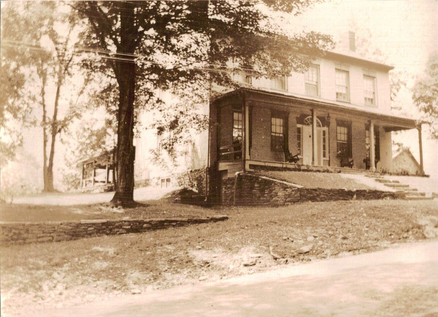 James Manning House, Old House
