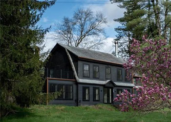 Narrowsburg, James Manning B&B, Honesdale, PA