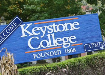 Keystone College, James Manning B&B, Honesdale, PA