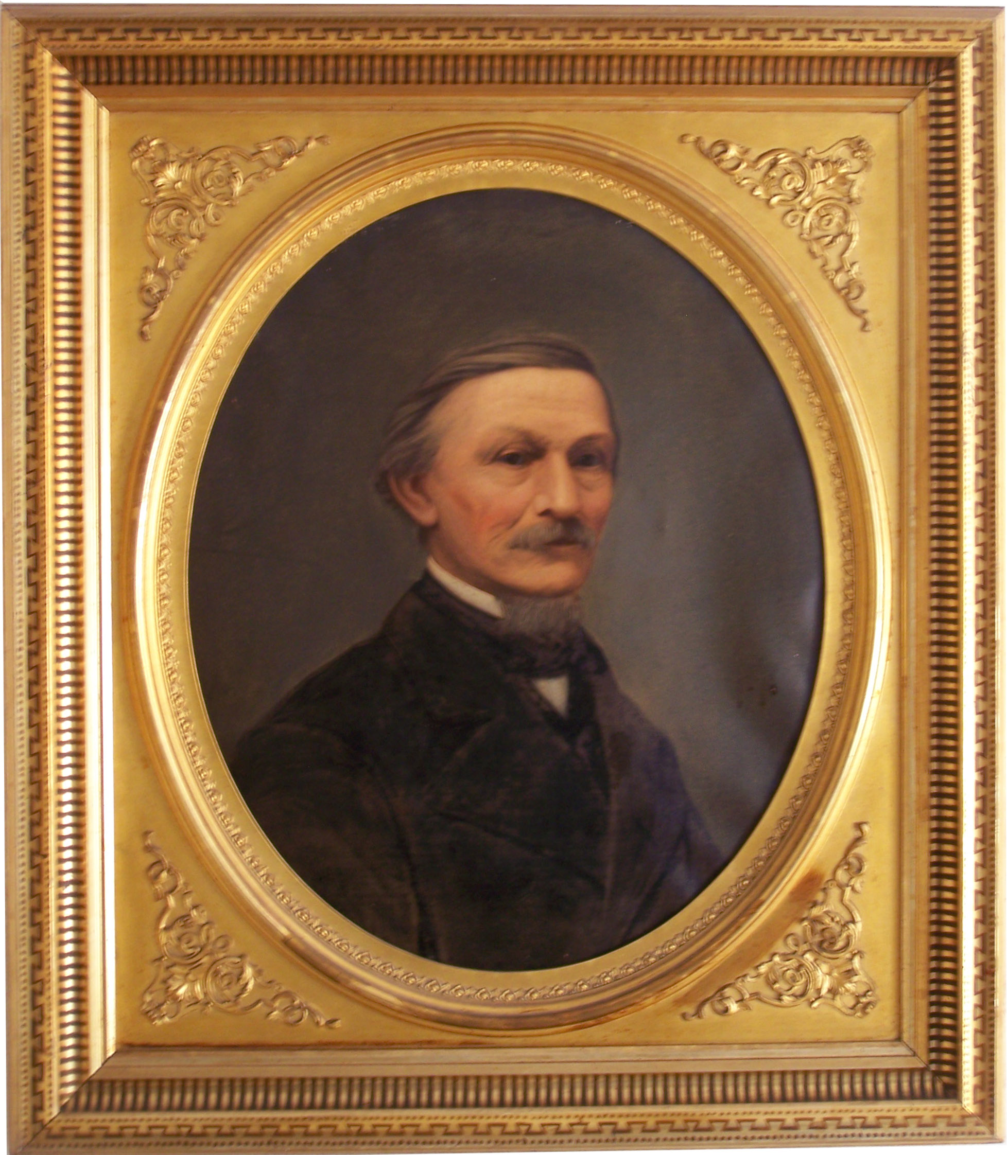 James Manning House, Old Frame Photo