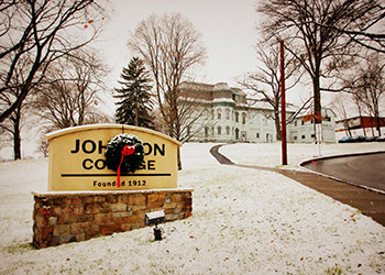 Johnson College of Technology, James Manning B&B, Honesdale, PA