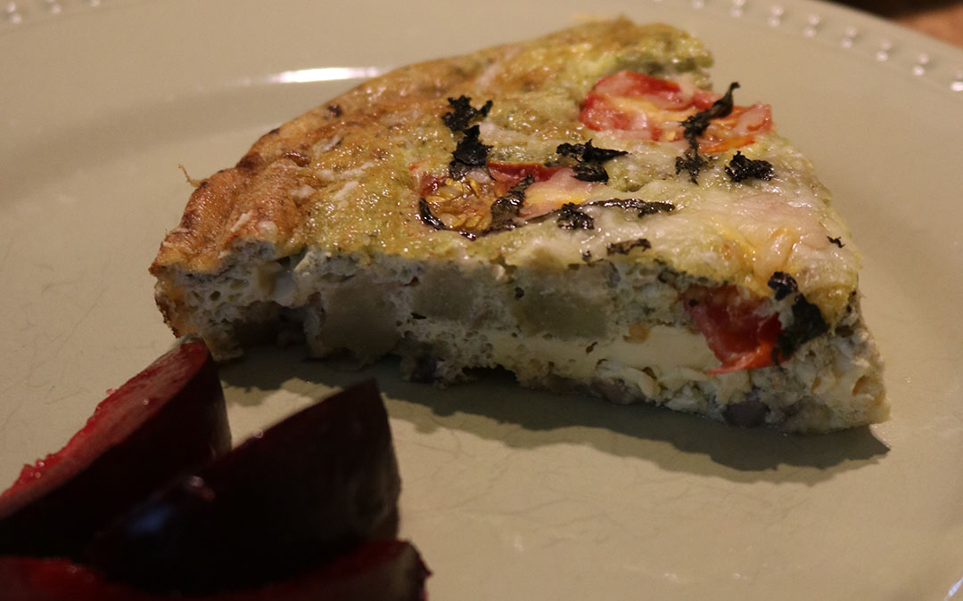 Best of Summer Squash Frittata