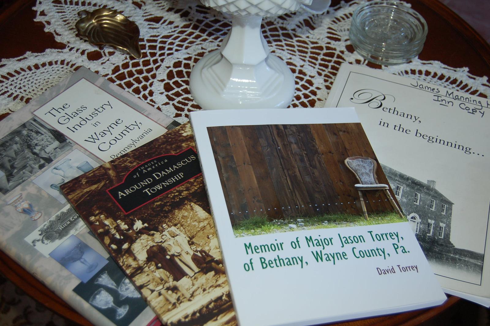 History, James Manning B&B, Honesdale, PA