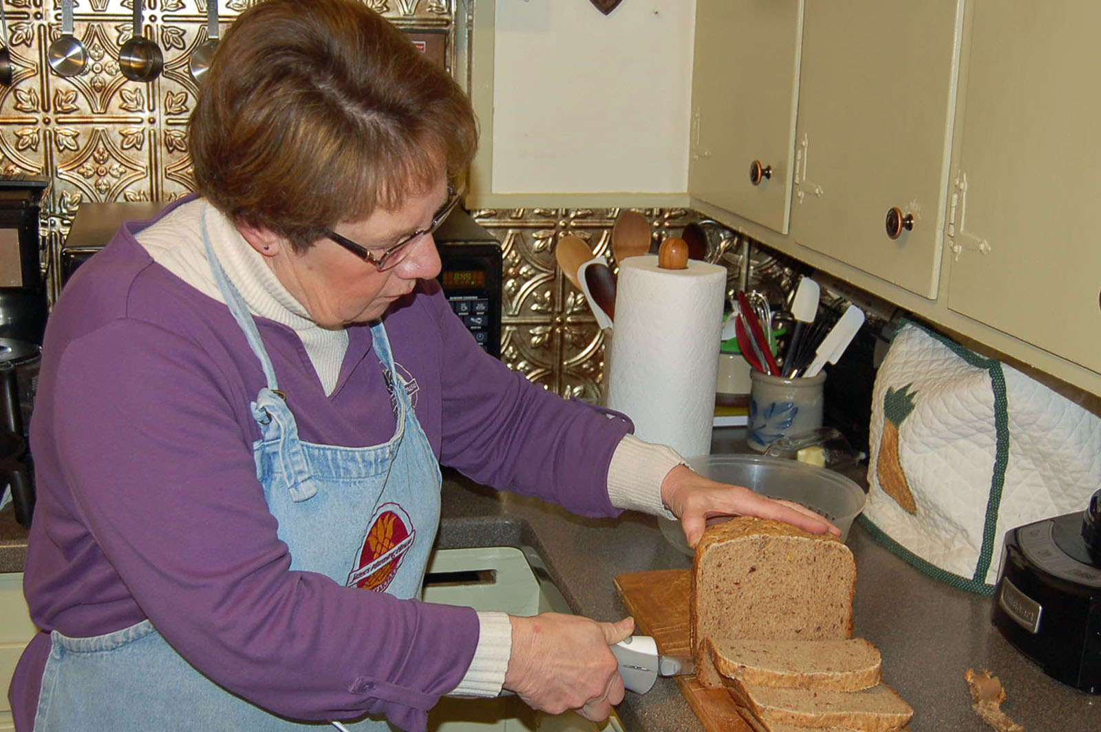 Homemade Bread, James Manning B&B, Honesdale, PA