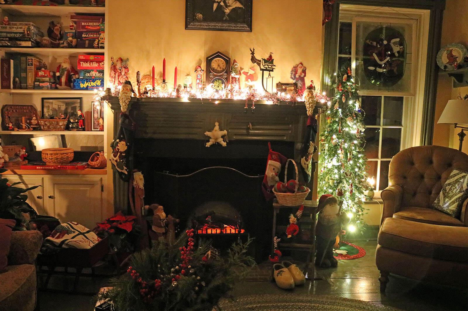 Winter Warm, James Manning B&B, Honesdale, PA