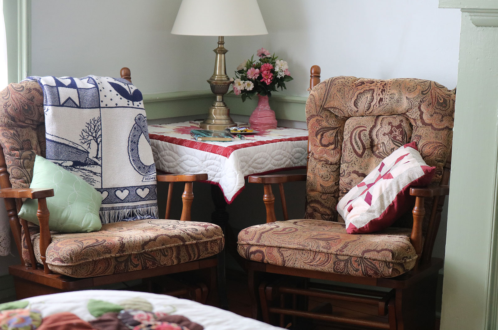 Berks Room | The James Manning House Bed and Breakfast